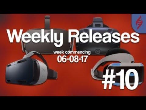 Weekly New Releases Week 10 |