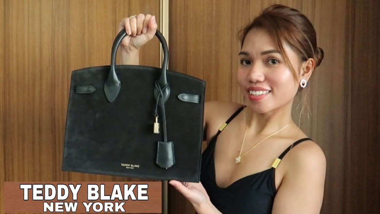 TEDDY BLAKE UNBOXING & REVIEW 👜♥️