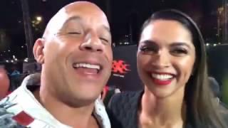 Vin Diesel Birthday Surprise For Deepika Padukone