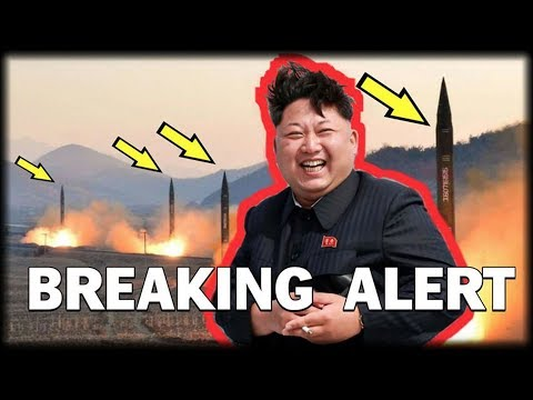 BREAKING ALERT: NORTH KOREA JUST WENT HOT WITH MASSIVE MISSILE LAUNCH OFF EAST COAST