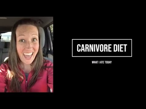 Carnivore Diet: What I Ate Today - Salmon Patties, Roe, Steak, And Tequila!