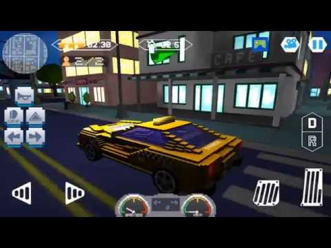 Fast City Taxi Race Legend - Gameplay video