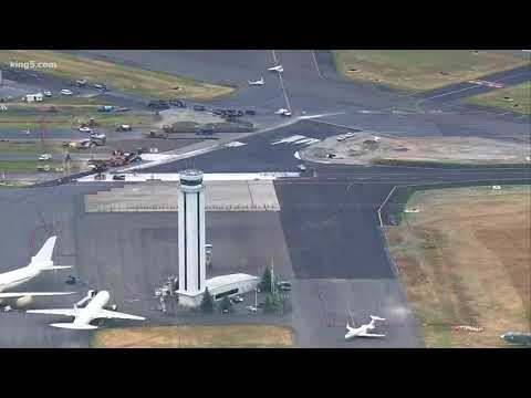Alaska Airlines announcing new routes to Paine Field