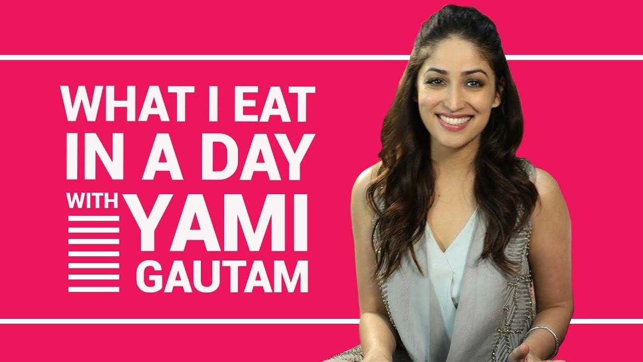 Yami Gautam: What I eat in a day | S01E12 | Bollywood | Pinkvilla | Fashion