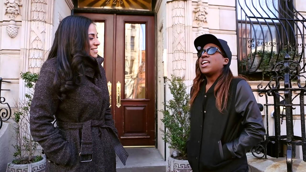 Biggie's Daughter T'yanna Wallace Re-Visits Bed-Stuy In First Official Interview