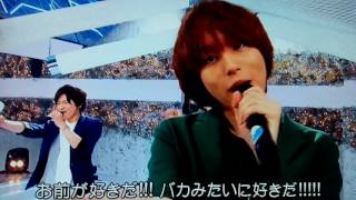 FNS/Hey!Say!JUMP/Sexy Zone