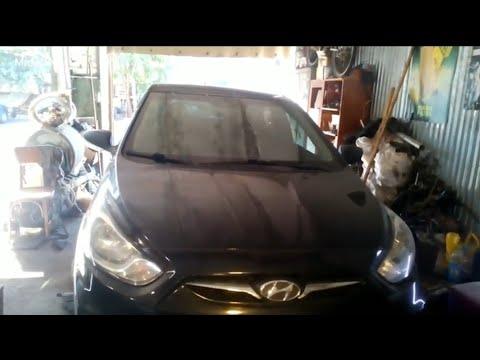 Hyundai втулка рулевой рейки