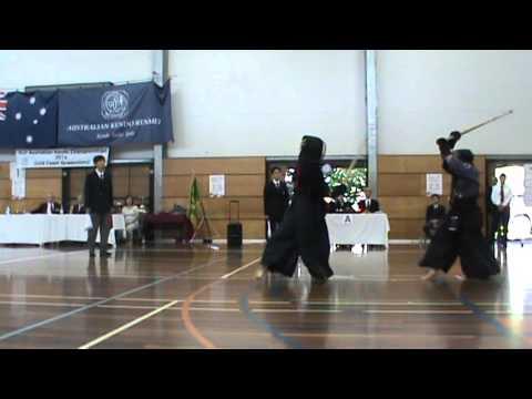 2016 AKC - Kyu Individual Woman Final - Bernadette
