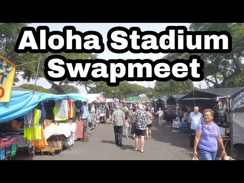 Things To Do | Oahu, Hawaii - Aloha Stadium Swapmeet
