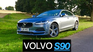 2017 Volvo S90 Review - Inside Lane
