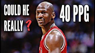 What would Michael Jordan average in 2020?