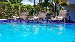 Hotel Porto Dourado, na praia de Taperapuan, Porto Seguro, Bahia - Rede Bem Bahia