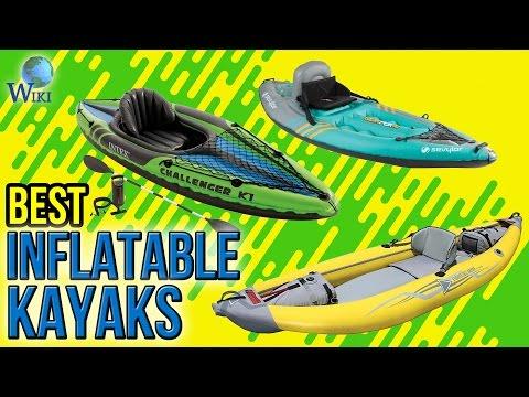 8 Best Inflatable Kayaks 2017 - YouTube