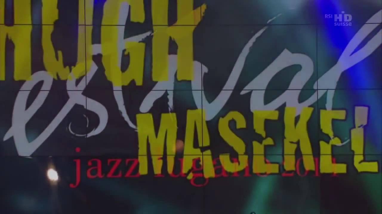 Hugh Masekela - 'Celebrate Mama Africa' Estival Jazz Lugano 2011