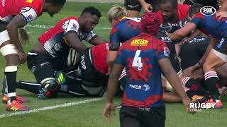 Super Rugby 2019 Round Two: Stormers vs Lions