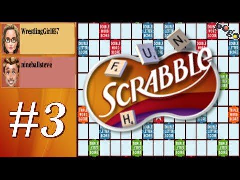 Pogo Games ~ Scrabble #3