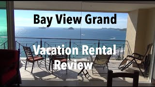 Vacation Rental Tour - Bay View Grand, Ixtapa Mexico (1203 N)