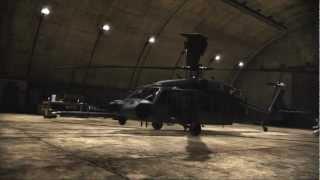 ace combat assault horizon mh 60 blackhawk