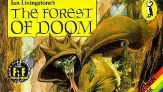 A Floresta Da Destruição / The Forest Of Doom - GamePlay