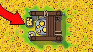 NEW FREE GOLD HARVESTER! (NEW Gold Mine Update) (Lordz.io New Update)