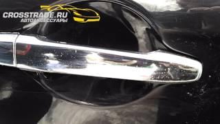 видео Как отполировать хромированные детали автомобиля