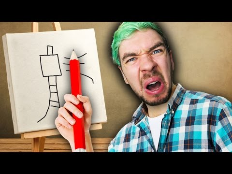CAN IT GUESS WHAT YOU'RE DRAWING? | Quick, Draw! #1