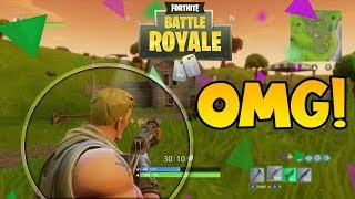 THE NEW PATCH BROKE THE GAME! FORTNITE BATTLE ROYALE! SOLO GAMEPLAY