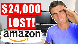 How I Lost 24k on Amazon FBA - The Truth About Amazon FBA