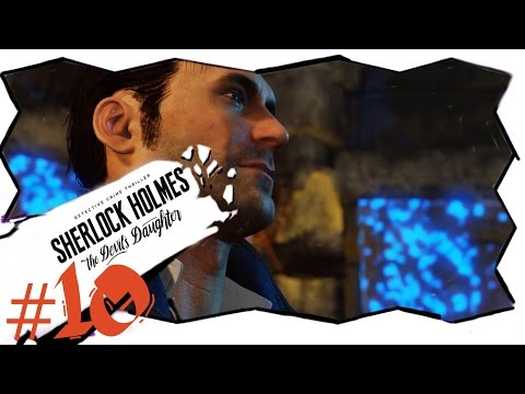 Sherlock Holmes: Sherlock Holmes The Devil's Daughter Walkthrough No Commentary Part 10 from YouTube · Duration:  22 minutes 48 seconds