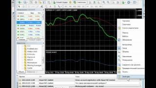 Видео Урок MQL 4 (написание индикатора).mov
