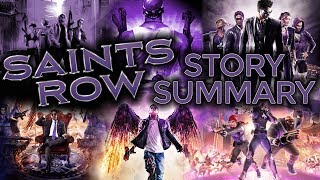 Zapętlaj Saints Row Story Summary - What You Need to Know! | Suggestive Gaming