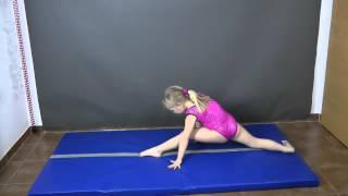 2 уровень  Начальная подготовка гимнасток