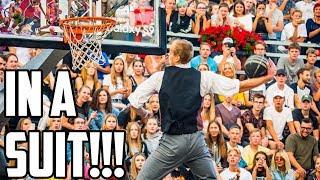 HE DUNKED IN A SUIT!!! (Ghetto Games Kings Of Air Recap 3)