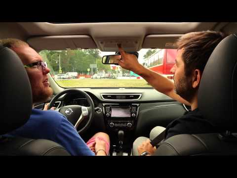 Nissan X-trail 2015 - Большой тест-драйв (видеоверсия) / Big Test Drive