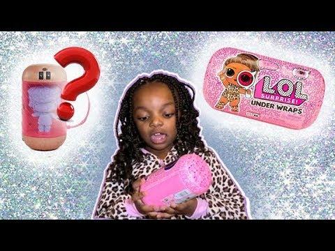 lol surprise under wraps unboxing - youtube