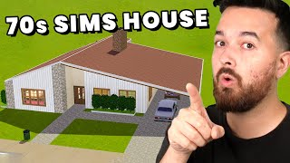 The Sims house builds I made in 2014