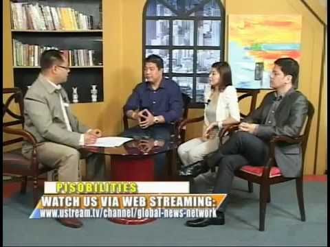 AIM GLOBAL Interviewed on Pisobilities TV show