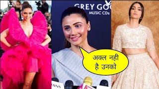 Oops Flop Daisy Shah comments on Sonam kapoor and Deepika Padukone  
