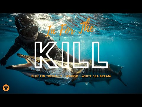 Alchemy Spearfishing | In For The Kill | Ep. 6 | Blue Fin Trevally, Wahoo, White Sea Bream