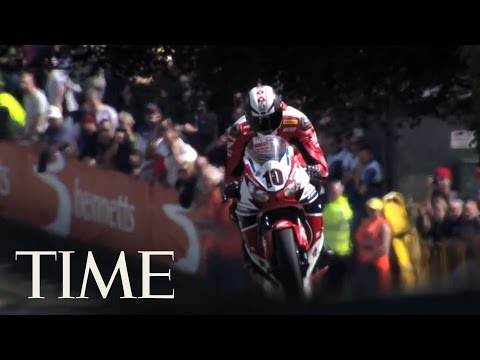 The Isle Of Men: The World's Deadliest Motorcycle Race | TIME