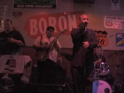 Nick Moss & the Flip Tops - Portland, OR 2002 - with Curtis Salgado (voc) and Paul deLay (harp)