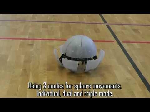 The 5 craziest spherical robots