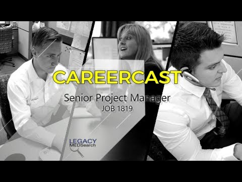 CareerCast: Sr.  Project Manager - Job ID 1819