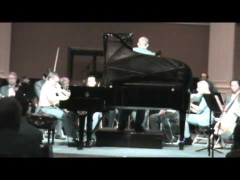 Matthieu Foresi, 10 years old, Beethoven piano concerto no.1, 1st mvt