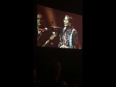 Joseph Firecrow Native American Music Awards 2016 Performance