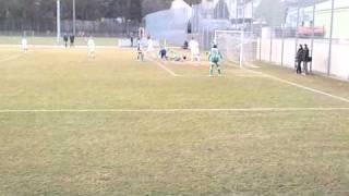 Rapid - KSC/FCB Donaustadt (9.2.2011, 15:1) - 10:0 (55.) Atdhe Nuhiu