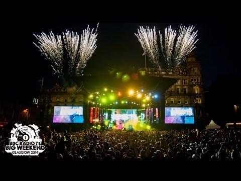 Tiësto - Extended highlights (Radio 1's Big Weekend 2014)