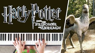Buckbeak's Flight - Harry Potter and the Prisoner of Azkaban || PIANO COVER