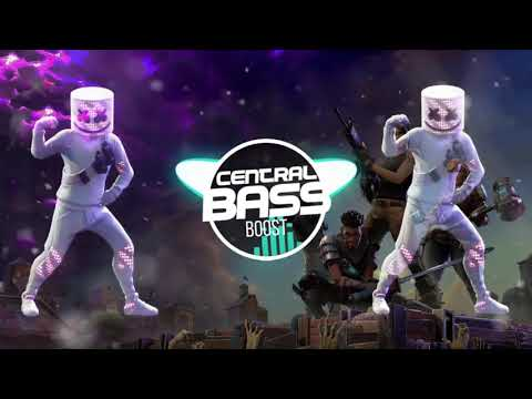 [✖‿✖] Marshmello - Fortnite Concert (Extended Edition!) [Bass Boosted] Mp3