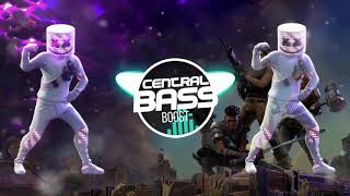 [✖‿✖] Marshmello - Fortnite Concert (Extended Edition!) [Bass Boosted]